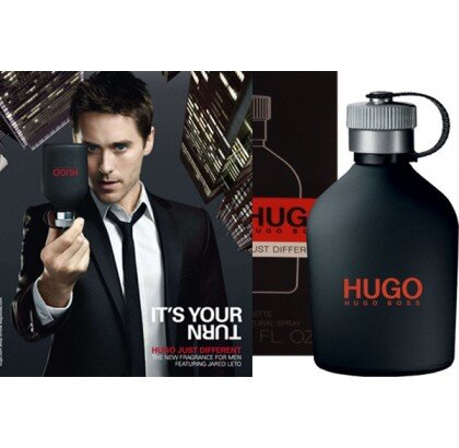 Nước hoa nam Hugo Just Different 125ml