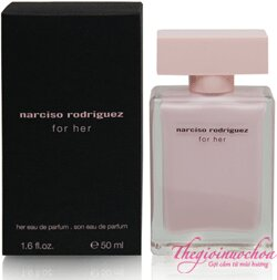 Nước hoa Narciso Rodriguez l'eau for her