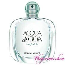 Nước hoa nữ Acqua Di GioIA Eau Fraiche for women 5 ml