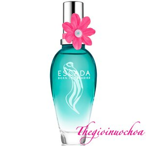 Nước hoa nữ Born in Paradise Escada for women 7,4ml