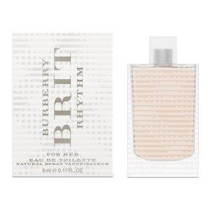 Nước hoa nữ Burberry Brit Rhythm - 5ml