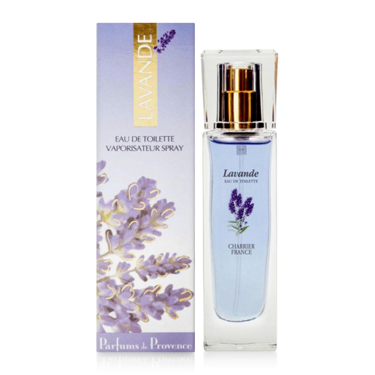 Nước Hoa Nữ Charrier Parfums Lavande Natural Spray EDT 30ml
