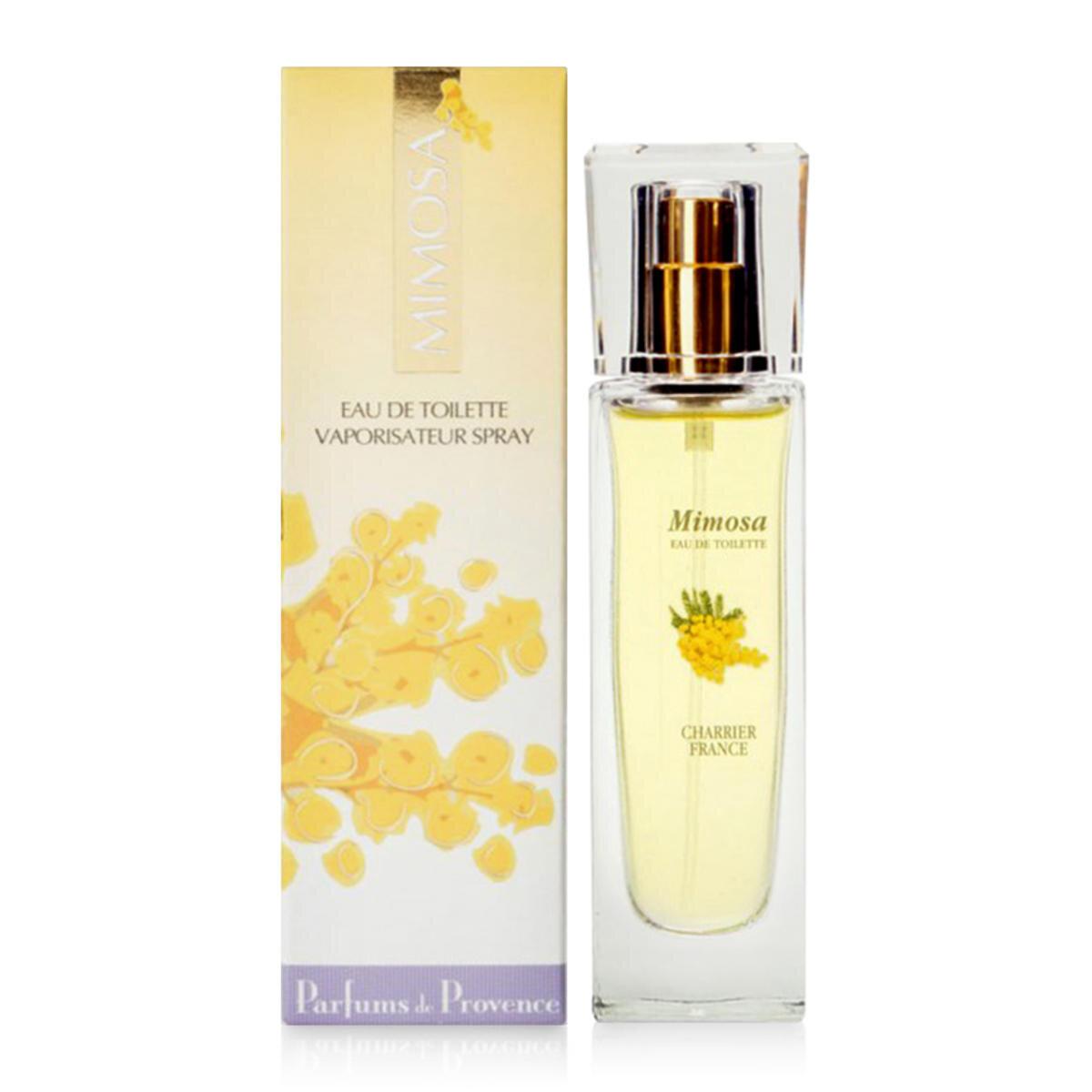 Nước Hoa Nữ Charrier Parfums Mimosa Natural Spray EDT 30ml