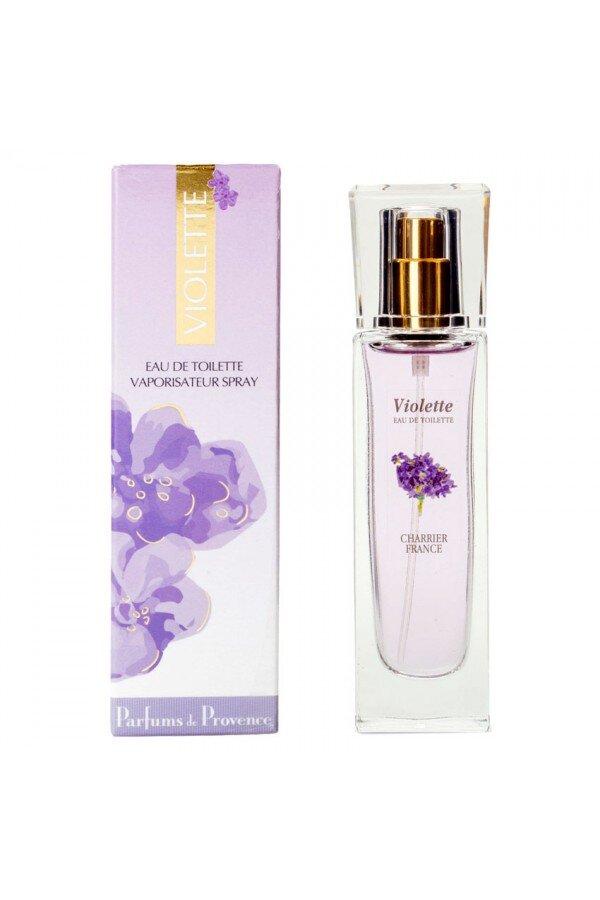 Nước Hoa Nữ Charrier Parfums Violette Natural Spray EDT 30ml