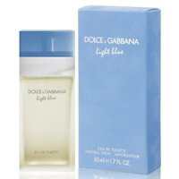 Nước hoa nữ Dolce & Gabbana Light Blue For Women