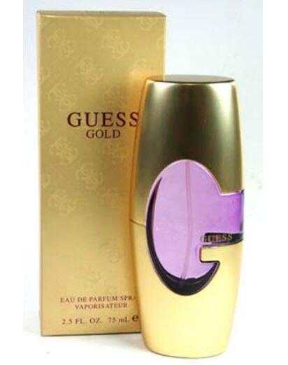 Nước hoa nữ Guess Gold