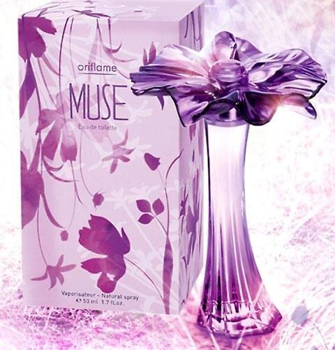 Nước hoa nữ Muse eau de Toilette 50ml