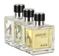 Nước hoa ô tô Areon Car Black Perfume 100ml
