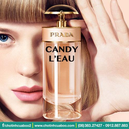 Nước hoa Prada Candy L'eau EDT 50ML