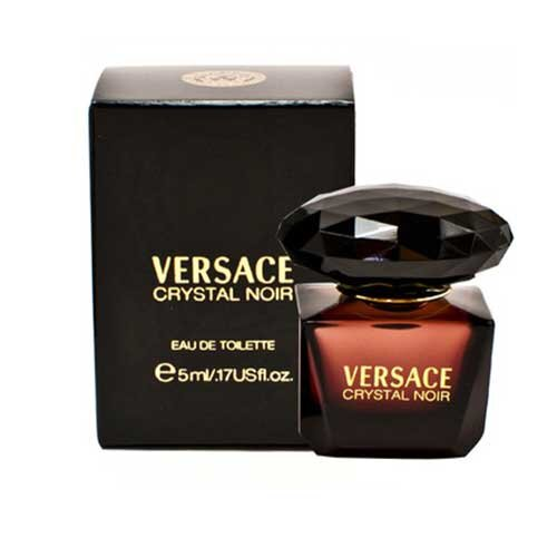 Nước hoa Versace Crystal Noir Eau De Toilette 5ml