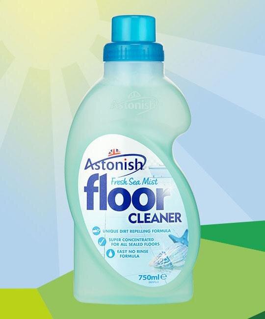 Nước lau sàn tổng hợp Astonish C2605