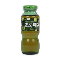 Nước mận xanh woongjin chai 180ml