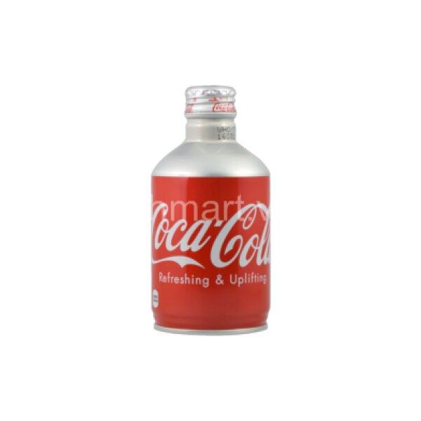 Nước Ngọt Có Ga Coca Cola Chai Nhôm 300ml