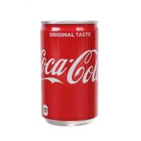 Nước ngọt có ga Cocacola Nhật 160ml