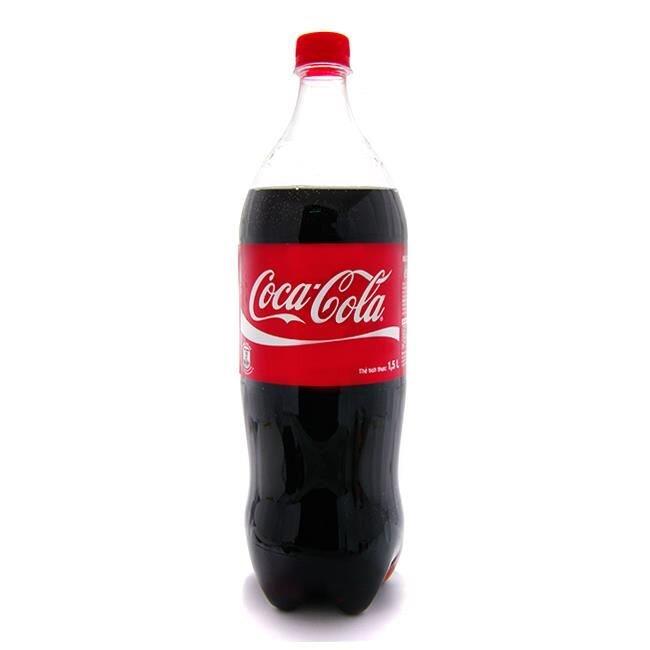 Nước ngọt Coca Cola 1,5L
