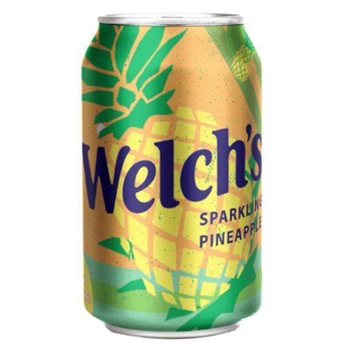 Nước ngọt Welchs vị dứa 355ml