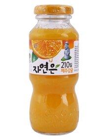 Nước quýt Woongjin chai 180ml