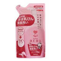 Nước rửa bình sữa Arau Baby túi 450ml