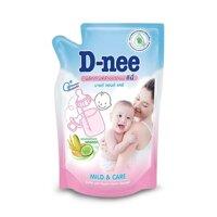 Nước rửa bình sữa Dnee - dạng gói 600ml