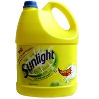 Nước Rửa Chén Sunlight Chanh Dạng Chai 4kg
