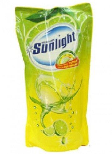Nước Rửa Chén Sunlight Chanh Dạng Túi 800g
