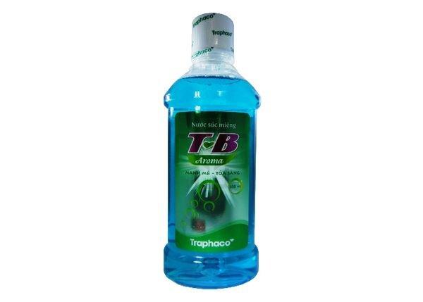 Nước súc miệng T-B Aroma 500ml