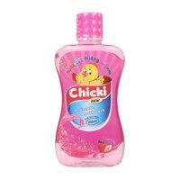 Nước súc miệng trẻ em Chicki
