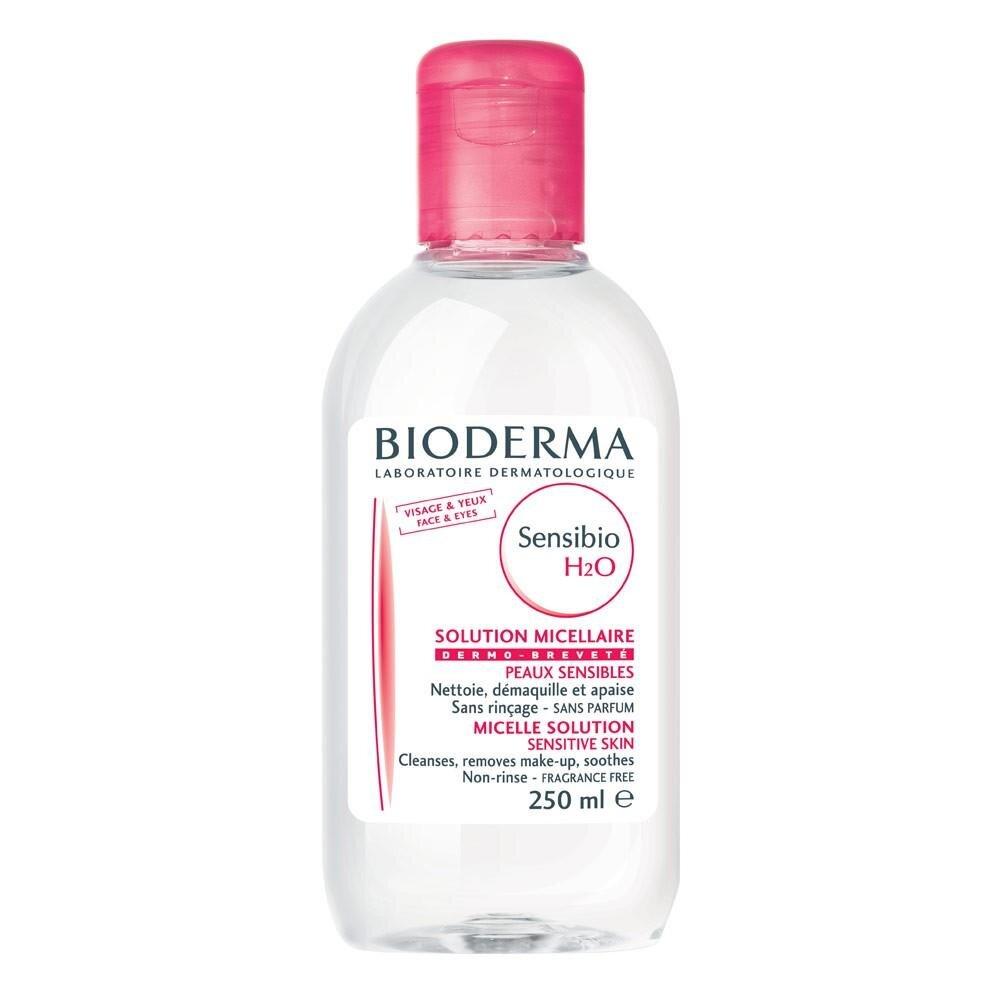 Nước tẩy trang Bioderma Sensibio H20 Solution Micellaire 250ml