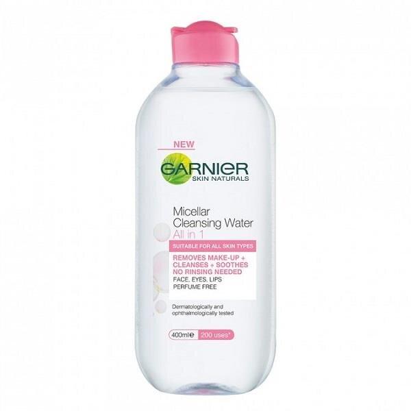 Nước tẩy trang Garnier Skin Naturals 400ml