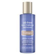 Nước tẩy trang mắt Neutrogena Oil-Free Eye Makeup Remover 112ml