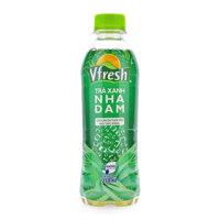 Nước trà xanh nha đam Vfresh Vinamilk chai 350ml