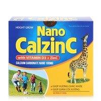 Nước uống bổ sung Canxi Nano CalzinC