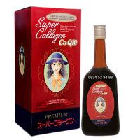 Nước uống bổ sung Collagen làm đẹp da Super Collagen CoQ10 Nhật Bản 720ml