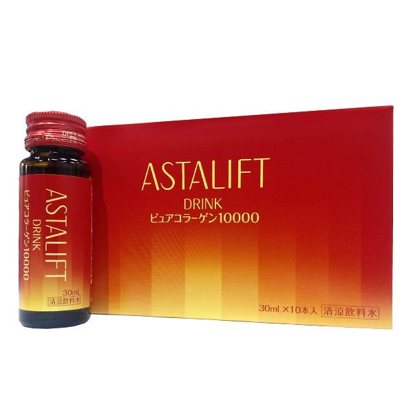 Nước uống collagen Astalift Drink 10000