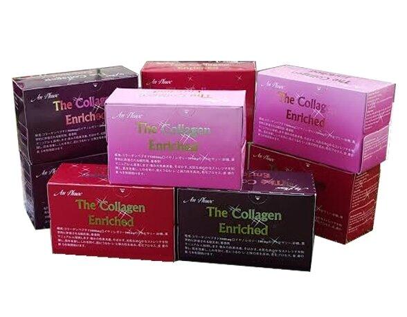 Nước uống collagen enriched An Phước dưỡng da, chống lão hoá