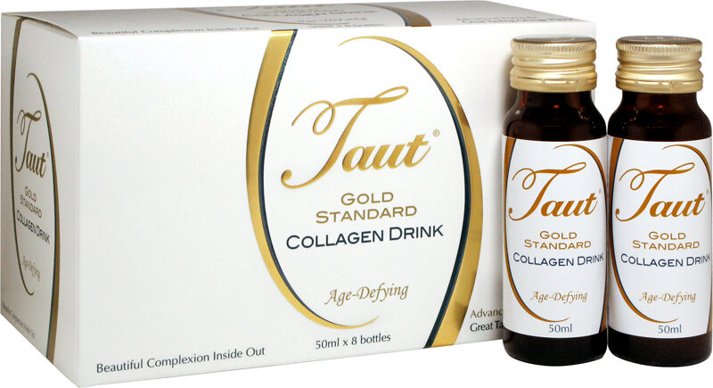 Nước Uống Collagen Lac Taut Collagen Drink (8 Chai/ Hộp)