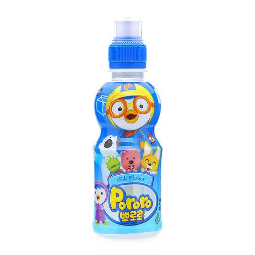 Nước Uống Pororo Hương Vị Sữa Chai 235 ML