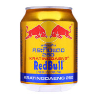 Nước uống tăng lực Redbull lon 250ml