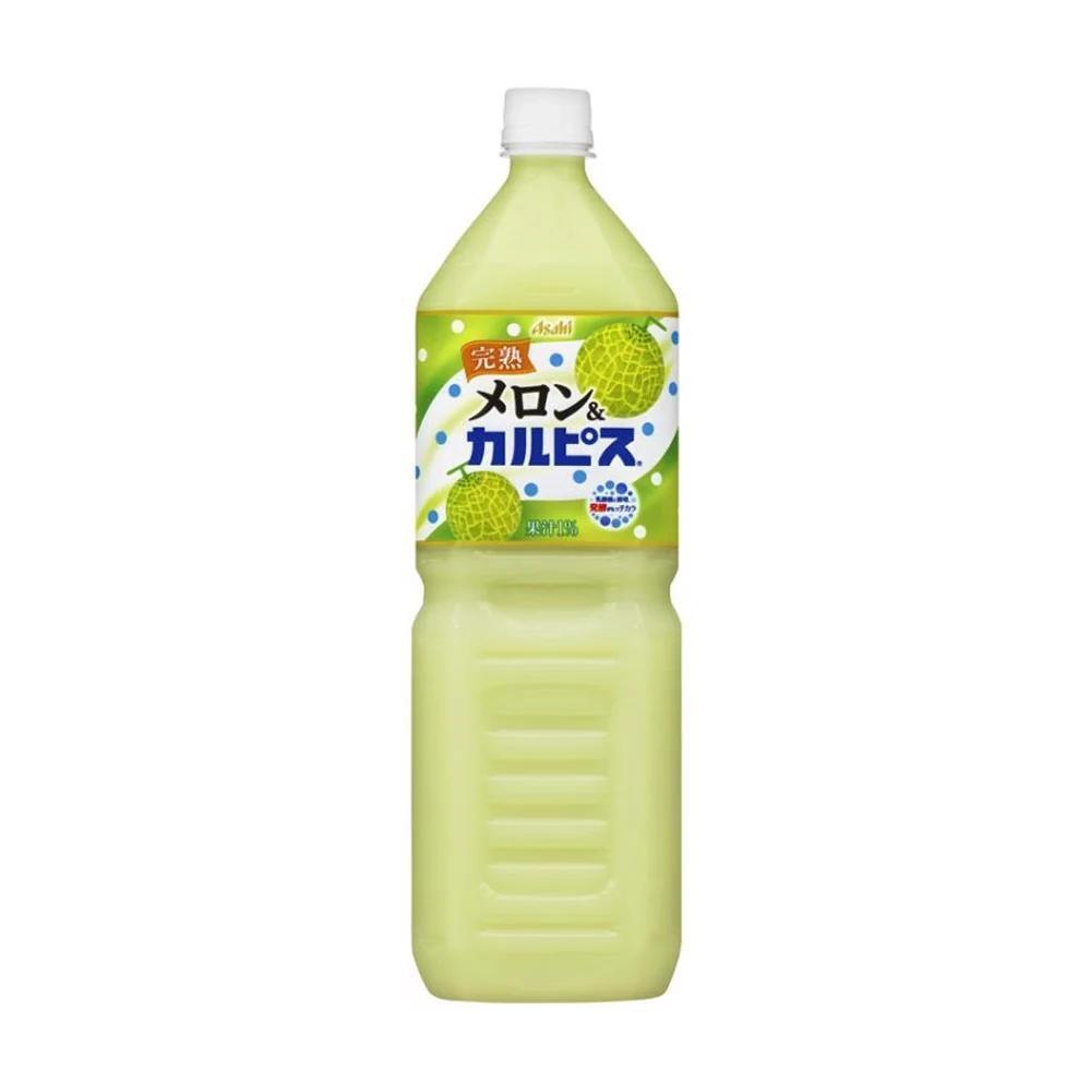 Nước uống vị dưa Asahi Melon & Calpis – 1500ml