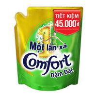 Nước Xả Vải Comfort Một Lần Xả Hương Gió Xuân Túi 2.6L