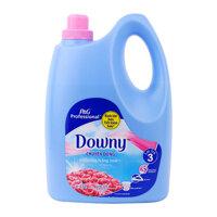 Nước xả vải Downy hương nắng mai dạng chai 3.6L