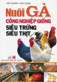 Nuôi Gà Công Nghiệp Giống Siêu Trứng - Siêu Thịt
