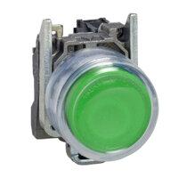 Nút nhấn không đèn Schneider XB4BP31