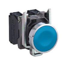 Nút nhấn không đèn Schneider XB4BA61