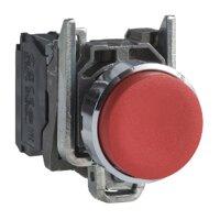 Nút nhấn không đèn Schneider XB4BL42