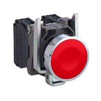 Nút nhấn không đèn Schneider XB4BA42
