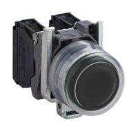 Nút nhấn không đèn Schneider XB4BP21