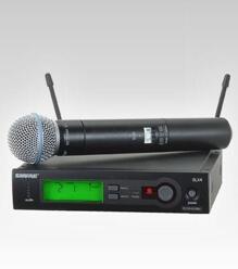 Micro không dây cầm tay Shure ULXP24/58