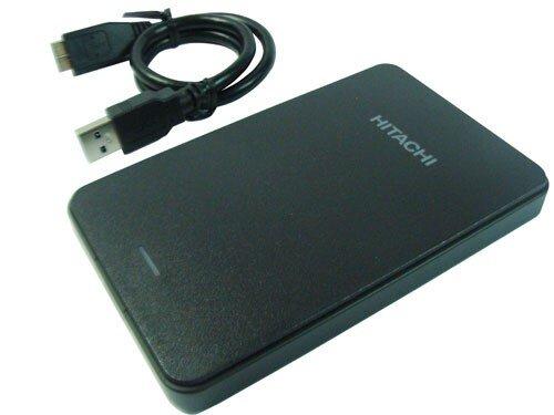 Ổ cứng cắm ngoài External Hitachi Boxhit - 1TB, USB 3.0