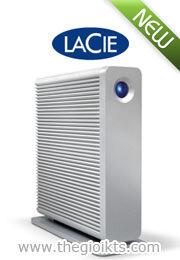 Ổ cứng cắm ngoài LaCie D2 Quadra v3 USB 3.0 - 4.000GB